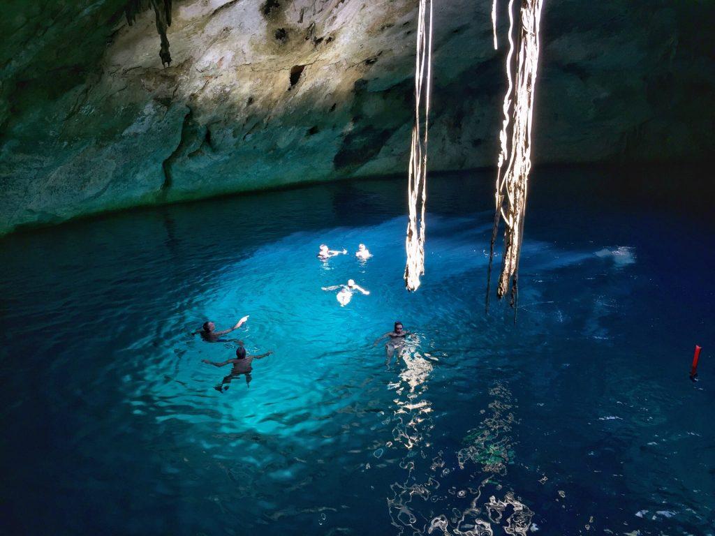 Aventura en Yucatán