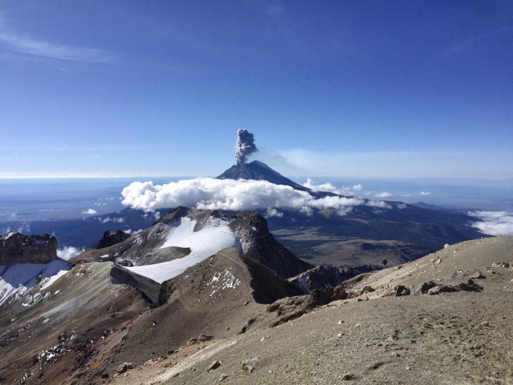 Ascenso al Iztaccíhuatl